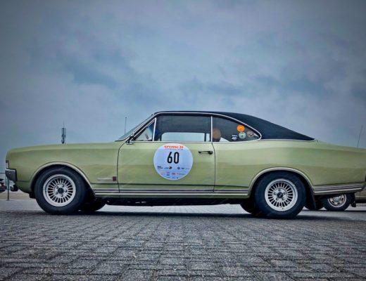 Creme 21  Rallye 2019 – Anreise & Vorgeschichte
